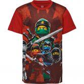 Lego® Wear - CM-50256 Ninjago T-Shirt Kids red