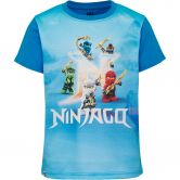 Lego® Wear - CM-51320 Ninjago T-Shirt Jungen light blue