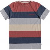 Quiksilver - Unsung Heroes T-Shirt Kids brick red