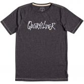 Quiksilver - Scriptural T-Shirt Kinder charcoal heather