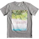 Quiksilver - Perth Or Bust T-Shirt Kids quiet shade heather