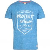 Protest - Everton Jr T-Shirt Jungen medium blue