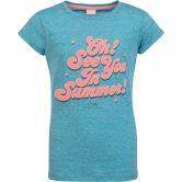 Protest - Cezi Jr T-Shirt Mädchen lagoon