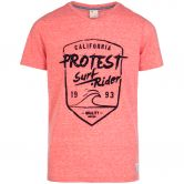 Protest - Everton Jr T-Shirt Boys poppy red