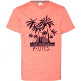 Protest - Rafi JR T-Shirt Kids neon pink
