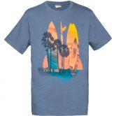 Protest - Rik JR T-Shirt Kinder empire blue