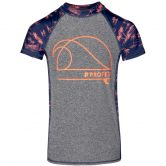 Protest - Hank JR Rashguard Kinder ground blue