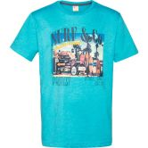 Protest - Erik JR T-Shirt Kids ocean breeze