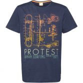 Protest - Bolton JR T-Shirt Kids ground blue