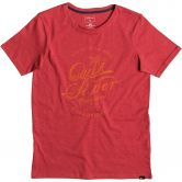 Quiksilver - ​Slub Extention Shirt Jungen cardinal
