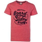 Protest - Bray T-Shirt Jungen new red
