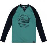 O'Neill - Surf Cruz Longsleeve Skin Jungen green blue slate