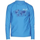 iQ-UV - iQ-UV 300 Youngster Longsleeve Ocean blau