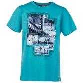 Protest - Nevan T-Shirt Jungen aqua