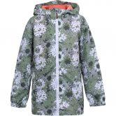 Icepeak - Lorain Windbreaker Coat Girls antique green