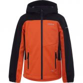 Icepeak - Laurens Softshelljacke Jungen orange