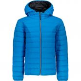 CMP - Zip Hood Jacket Kids cyano