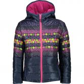CMP - Insulative Jacket Girls marine