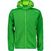 CMP - Fix Hood Jacket Kids edera bamboo
