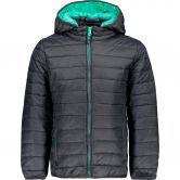 CMP - Steppjacke Kinder antracite