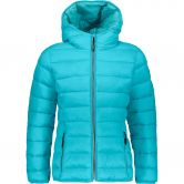 CMP - Fix Hood Steppjacke Kinder turchese