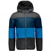CMP - Fix Hood Steppjacke Kinder antracite