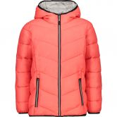 CMP - Insulation Jacket Girls red fluo