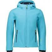 CMP - Softshell Jacket Girls turquoise