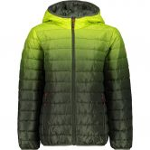 CMP - Insulative Jacket Boys yellow green