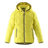 Reima - Jord Daunenjacke Kinder lemon yellow