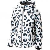 Rehall - Erica Jacket Kids white leopard