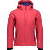 CMP - Softshell Jacket Girls red