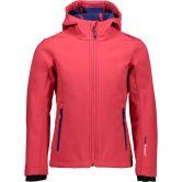 CMP - Softshell Jacket Girls red