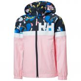 Helly Hansen - JR Active Rain Jacke Kinder fairytale