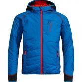 VAUDE - Capacida Hybrid Skitouring Jacket Kids radiate blue