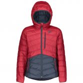 Scott - Insuloft Junior Isolationsjacke Kinder wine red blue nights