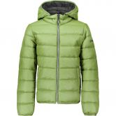 CMP - Quilted Jacket Boys gecko