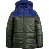 Kamik - Wolf Winter Jacket Boys turf