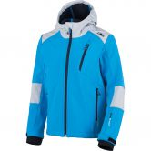 CMP - Softshell Jacke mit Kapuze Jungen cyano