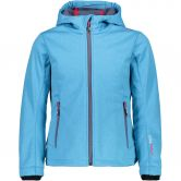 CMP - Softshelljacke Kinder blue jewel
