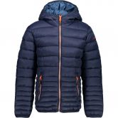 CMP - Quilted jacket Kids blue
