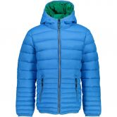 CMP - Quilted jacket Kids cyano