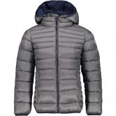 CMP - Quilted Jacket Kids blue rock