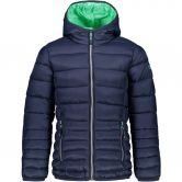 CMP - Quilted  Jacket Kids b.blue