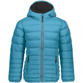 CMP - Quilted  Jacket Kids jewel