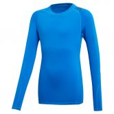 adidas - Techfit Warm Longsleeve boys blue