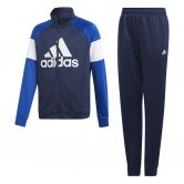 adidas - Badge of Sport Track Suit Boys collegiate navy collegiate royal white