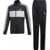 adidas - Tiberio Track Suit Boys black grey two white