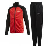 adidas - Entry Track Suit Boys black active red white