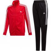 adidas - Tiro Trainingsanzug Jungen scarlet white